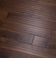 Инженерная доска Global Parquet Classic American Walnut Light (4/400-1200*125*15 мм)(2,7 м2/уп), Ф4, скобление