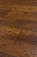 Инженерная доска Global Parquet Classic Oak Pecan (4/400-1200*125*15 мм)(2,7 м2/уп), Ф4, браш