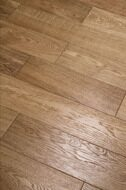 Инженерная доска Global Parquet Light Berry Oak Honey Melone (2,5/400-1200*135*14мм)(2,43 м2/уп), Ф4, браш